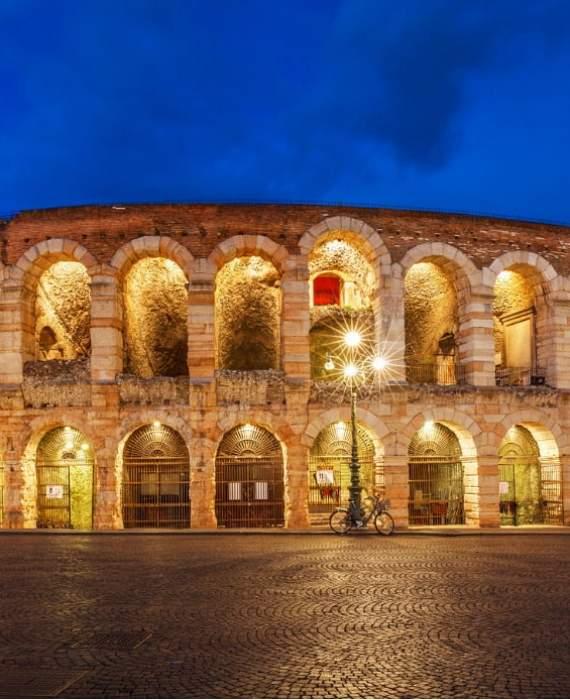 Visitare Verona - Arena di Verona