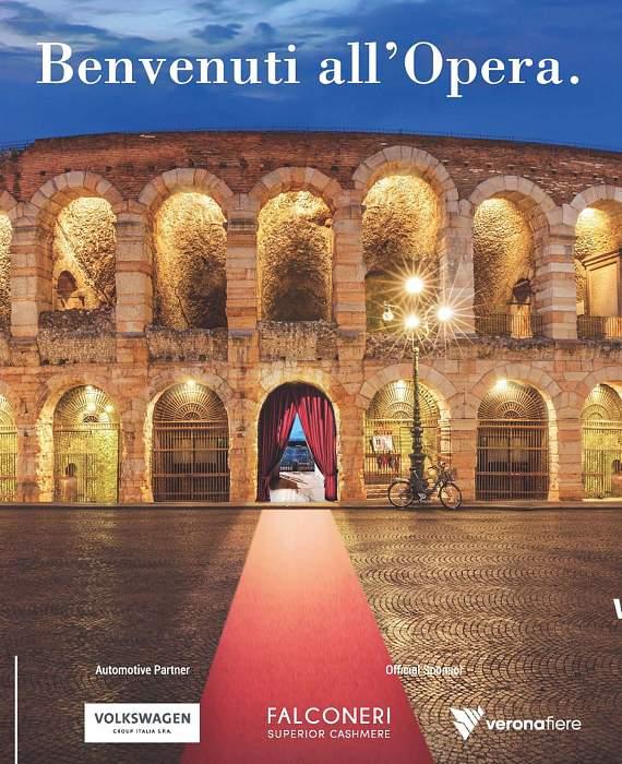 Visitare Verona - Arena di Verona - Programma Estate 2021