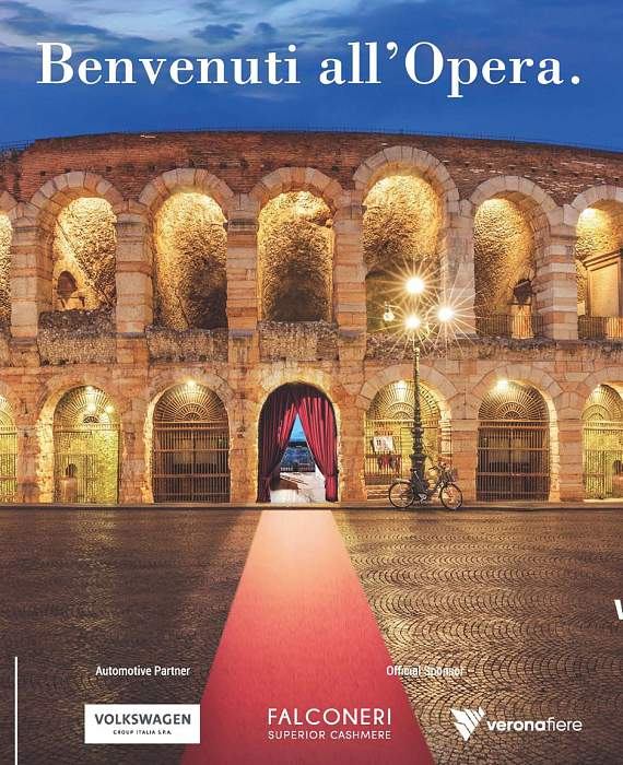 Visit Verona - Lyric Organization Program 2021