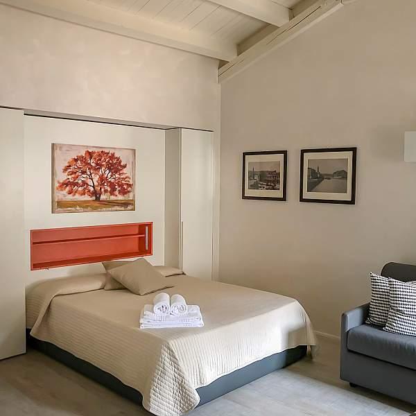 Appartamento Loft Re Teodorico - Appartamenti vacanza a Verona