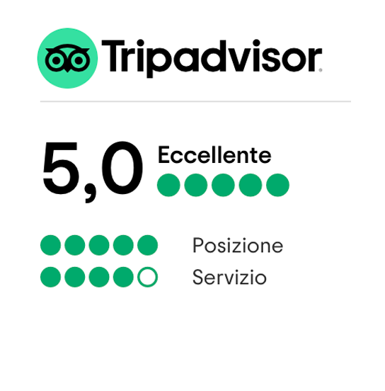 Tripadvisor - What they say about us